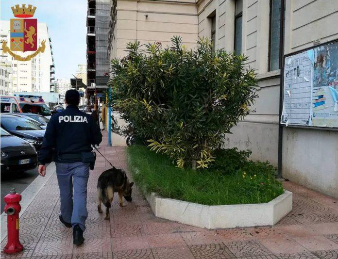 Controlli antidroga a Taranto con operazione Scuole Sicure
