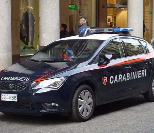 Controlli sul territorio dei Carabinieri Compagnia di Martina Franca
