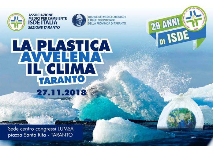 Convegno a Taranto sui danni della plastica sull'ambiente