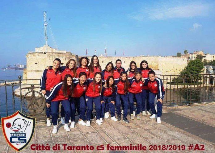 Corim Città di Taranto deve rifarsi contro il Molfetta