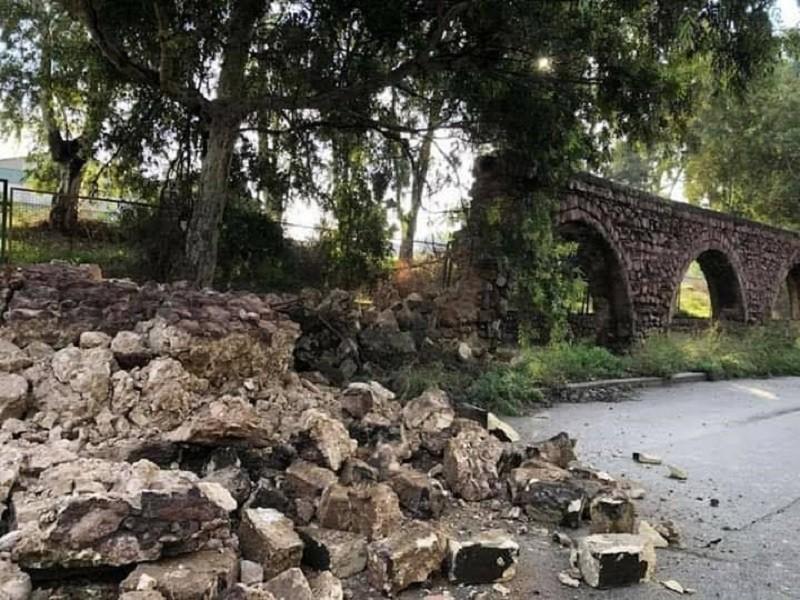 Crollo acquedotto del Triglio di Taranto Irene Lamanna chiede restauro
