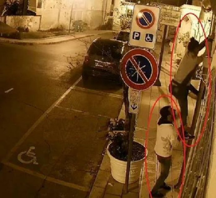 Denunciati per furto a Grottaglie immortalati dalle immagini di videosorveglianza