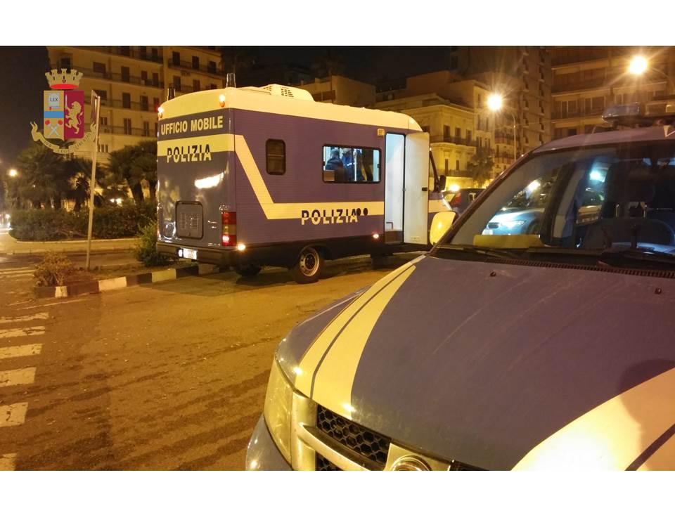 Eccesso di velocità e stato di ebrezza ritirate 8 patenti dalla Polizia di Taranto