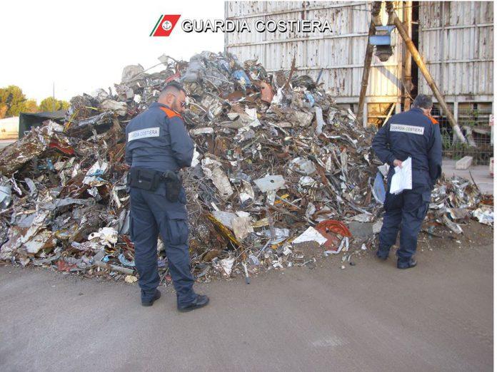 Guardia Costiera di Taranto sequestra 2000mq di area portuale