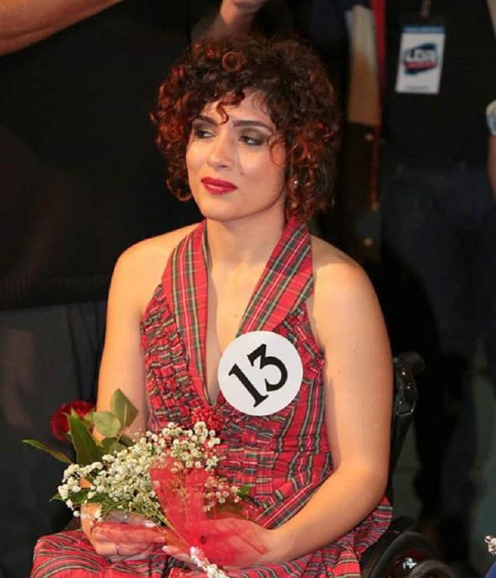 Miss Wheelchair Italia. Arriva in finale una giovane di Palagiano