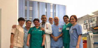 Nuovo reparto di Pneumologia inaugurato all'ospedale Moscati di Taranto