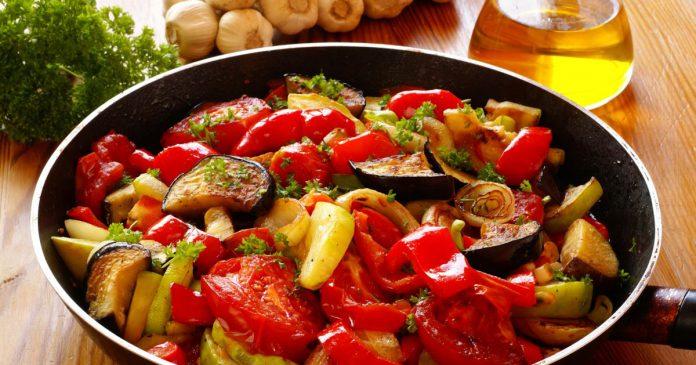 Peperoni e patate alla tarantina