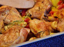 Pollo al sidro ricetta di San Marzano di San Giuseppe