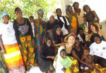 Sartoria in Africa