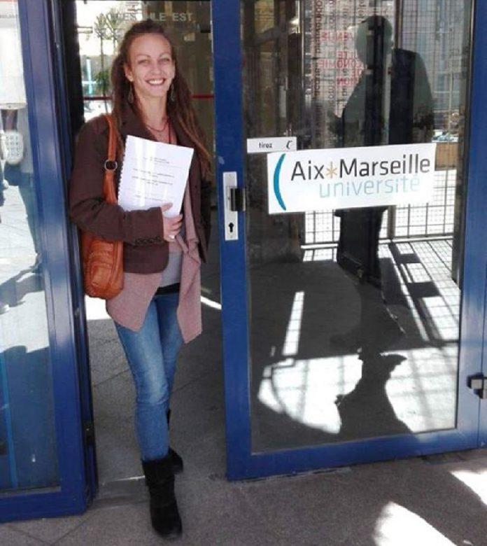 mona Carpignano di Taranto ritrovata tra le macerie della palazzina a Marsiglia