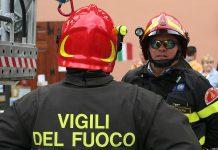 Vigili del fuoco intervengono a Taranto in soccorso di coppia di anziani