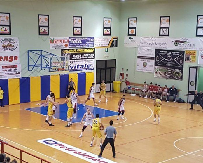 Vittoria del Cus Jonico torna a Taranto con due punti in tasca