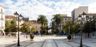 Piazza Maria Immacolata - Taranto