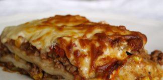 Lasagne il piatto domenicale di Massafra ricco come un tempo
