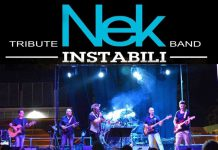 tribute band NEK