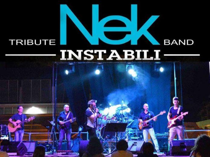 tribute band NEK