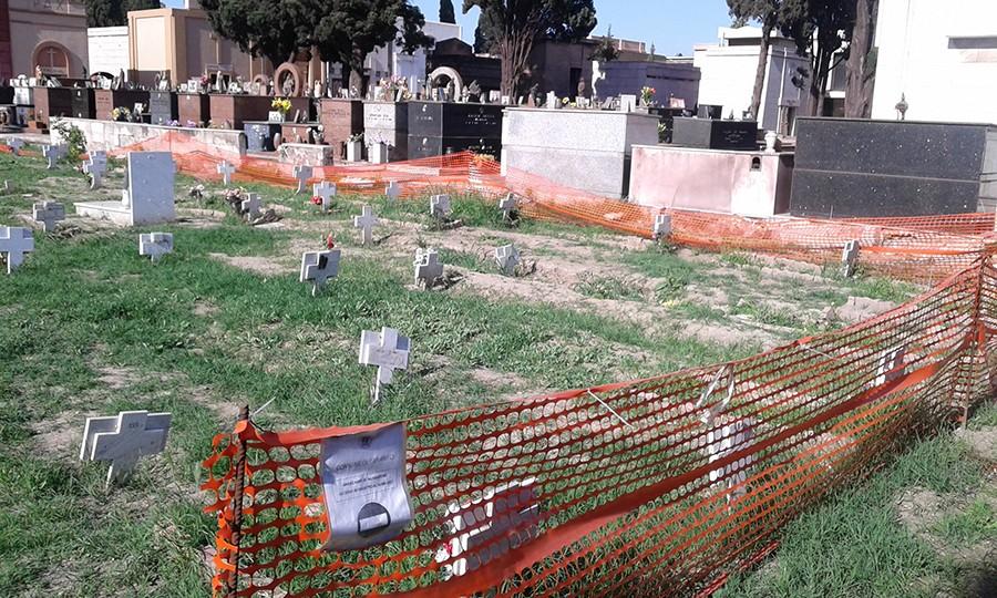 13 milioni di euro per la bonifica del cimitero di San Brunone a Taranto