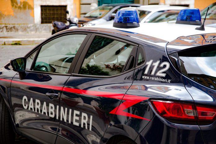 30enne pregiudicato arrestato a San Marzano di San Giuseppe