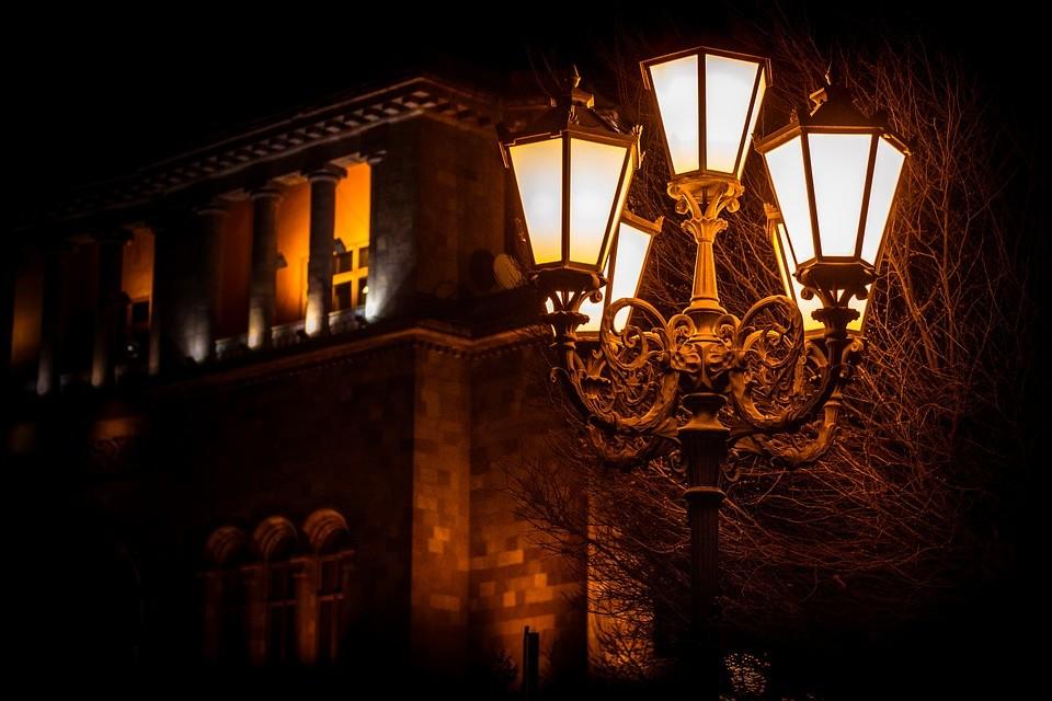 A Mottolo nuovo impianto di pubblica illuminazione