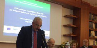 Area di crisi economica di Taranto 30milioni per lo sviluppo industriale