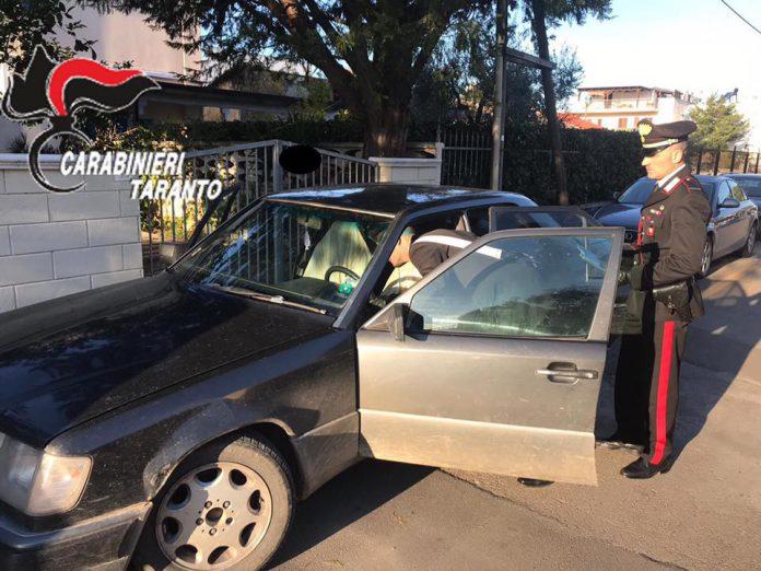 Bulgari arrestati dai Carabinieri di Marina di Ginosa per sfruttamento del lavoro
