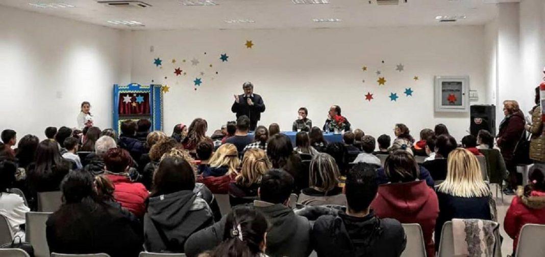 La scuola Marconi di Palagianello coinvolta in un'iniziativa culturale