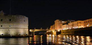 Taranto La sera