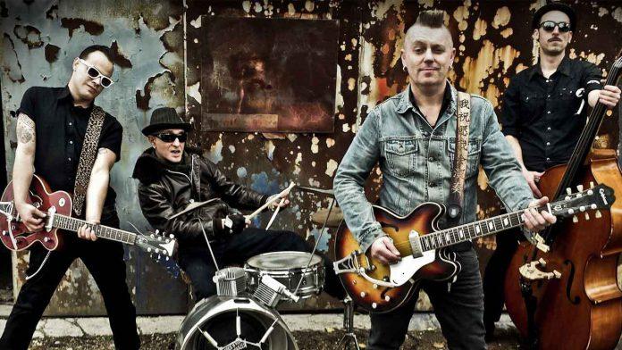 The Rock'N'Roll Kamikazes