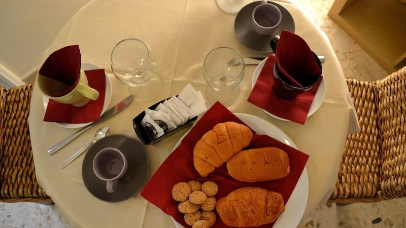 colazione a Taranto