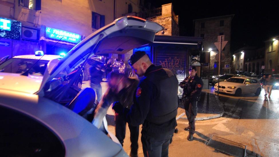 Polizia Car Road Police Safety Patrol Control