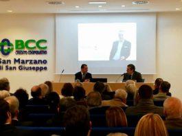 Antonio Polito alla Bcc San Marzano con il suo libro