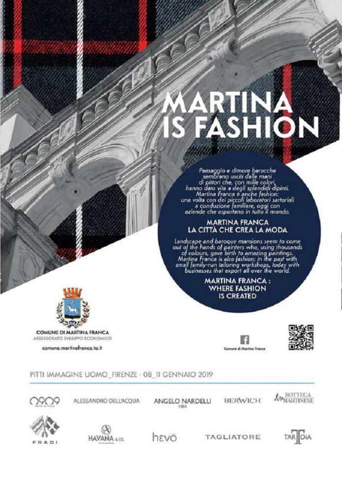 Aziende di moda di Martina Franca protagoniste al Pitti Uomo