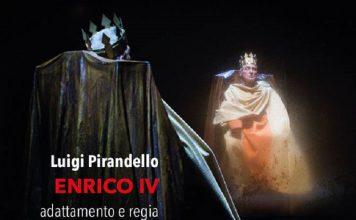 Carlo Cecchi va in scena a Taranto con Enrico IV