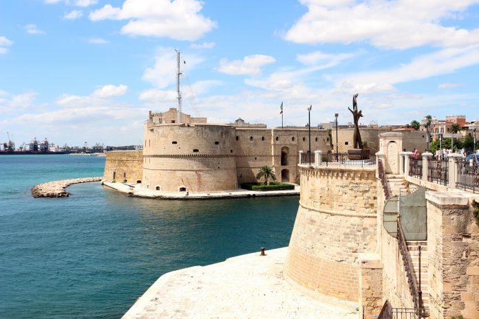 Castello Aragonese di Taranto ogni anno record di visitatori