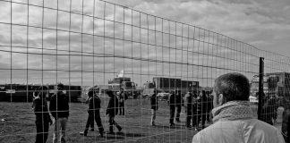 Corteo di Legambiente Taranto per accoglienza e solidarietà