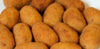 Crocchette di patate alle verdure ricetta di Faggiano