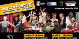 """Festival del teatro di Carosino apre la stagione con """"Miseria e Povertà"""""""