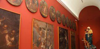 Inaugurata Pinacoteca Sant'Egidio nella parrocchia San Pasquale di Baylon a Taranto