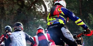 Motocross abusivo a Manduria. Esposto dei residenti