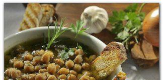 Nevica e a Montemesola prepariamo la zuppa di legumi e verdure