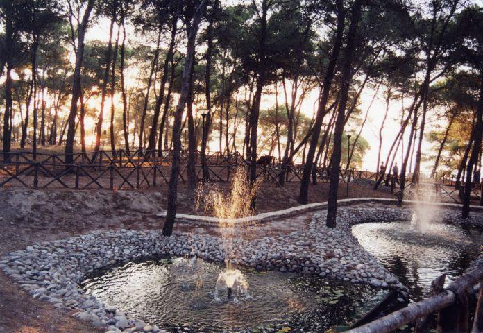 Riapre Parco Cimino il polmone di Taranto