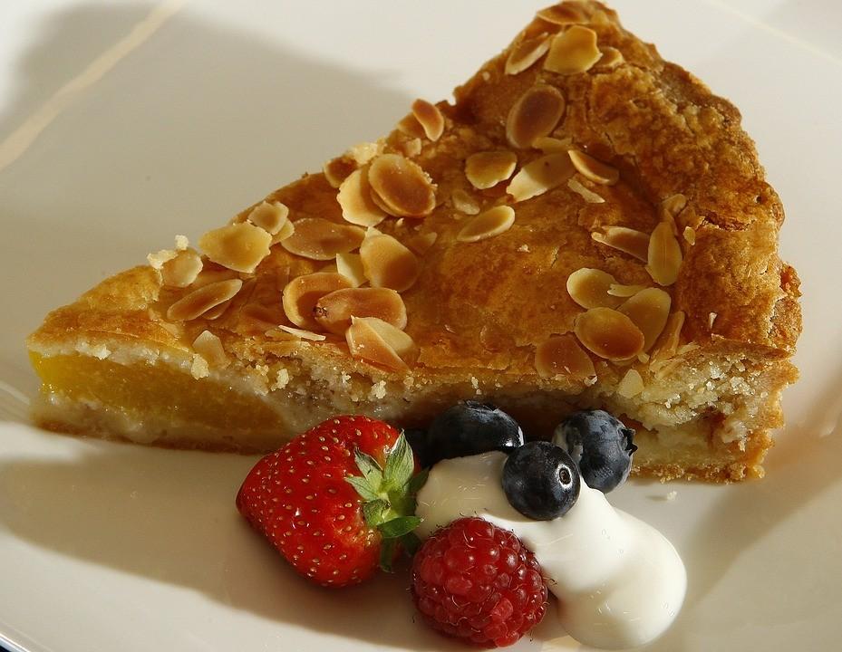 Torta di mele e noci di Monteparano
