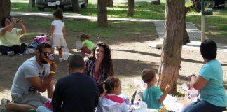 fare un picnic a Taranto