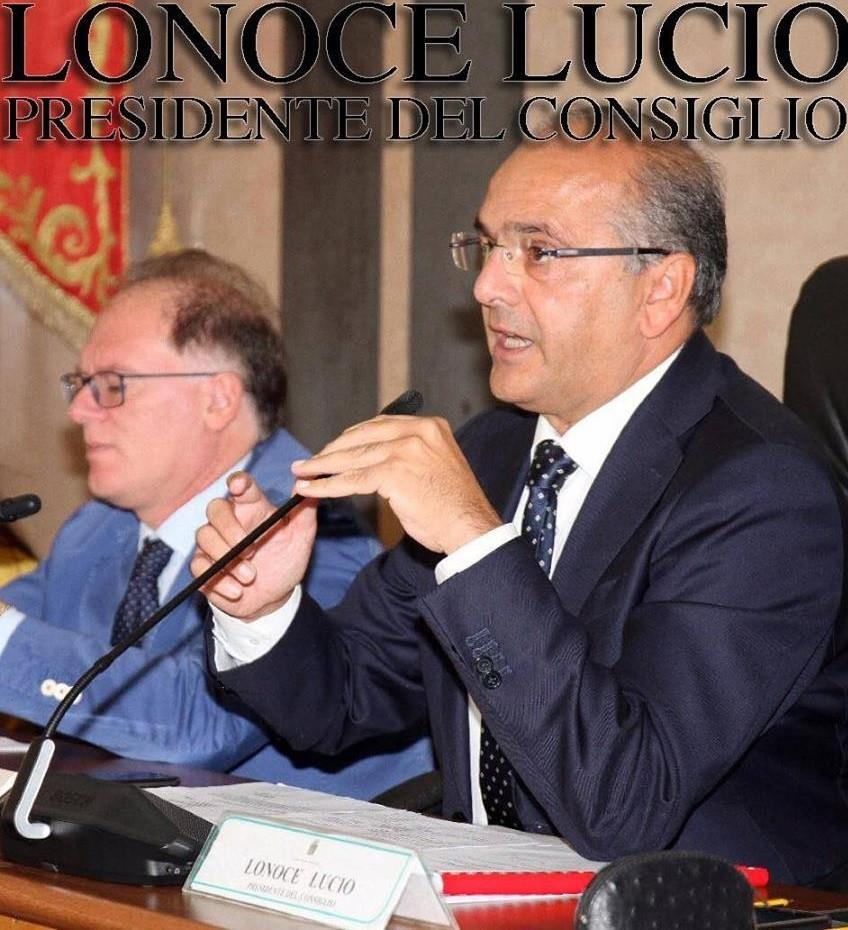 Atto intimidatorio al Presidente del Consiglio Comunale di Taranto