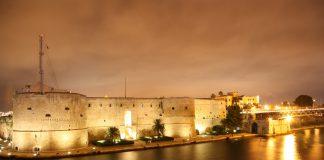 """Castello Aragonese di Taranto tra """"I Luoghi del Cuore"""""""