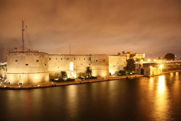 Castello Aragonese di Taranto tra