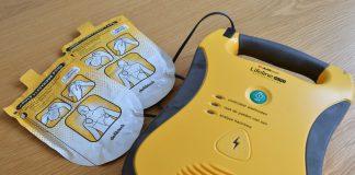 Defibrillatore consegnato al Comune di Leporano
