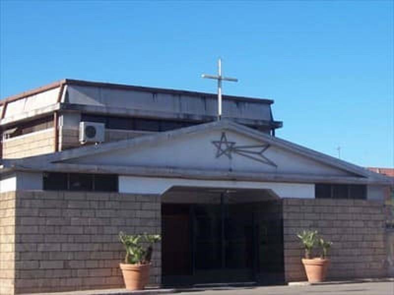 Furto Chiesa Angeli Custodi al Rione Tamburi di Taranto