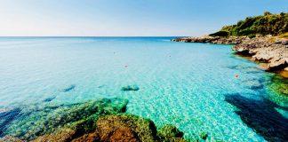 Lido Silvana di Pulsano, nella costa orientale del Golfo di Taranto