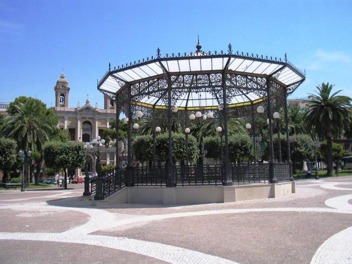 Piazza Garibaldi di Taranto